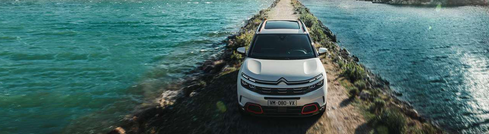 Slider Citroen C5 Aircross SUV
